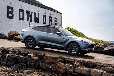 Bespoke Finishings Luxury SUVs