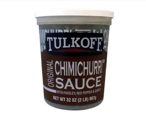 Pre-Made Chimichurri Sauces