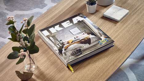 Catalog-Inspired Coffee Table Books