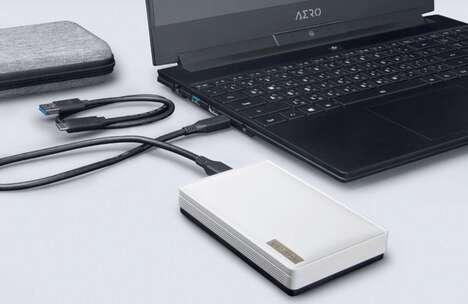 Military-Grade External SSDs