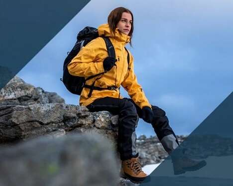 Protective Exploration Outerwear
