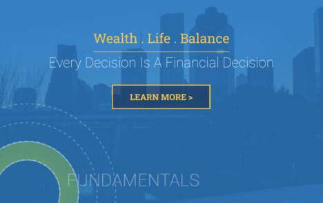 Psychology-Inspired Financial Planning Platforms