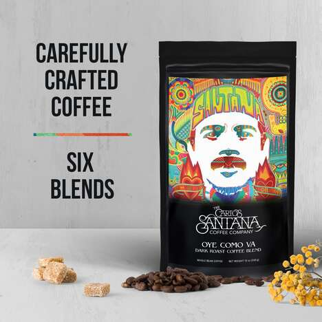 Guitarist-Owned Coffee Companies
