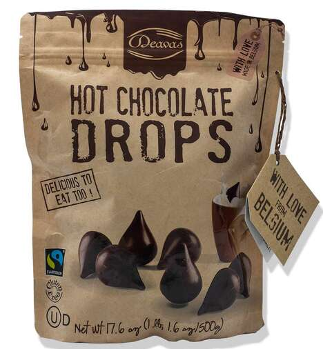Solid Hot Chocolates Mixes