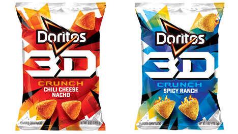 Multi-Dimensional Nacho Chips