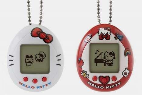 Cutesy Collaboration Digital Pets