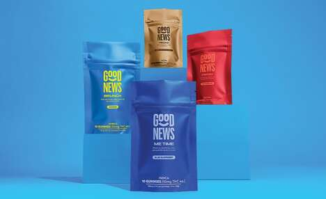Socially Oriented Cannabis Products