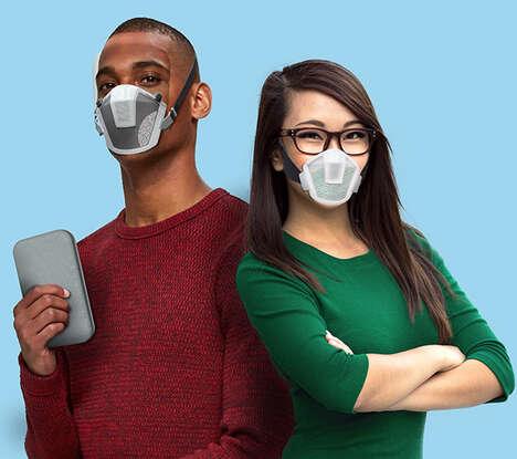 Customizable Face Masks