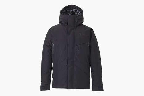 Alpine Adventure-Ready Outerwear
