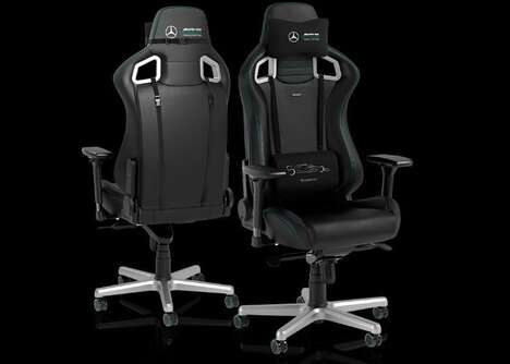 Automotive Gaming Chairs