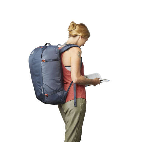 Capaciously Compact Travel Backpacks