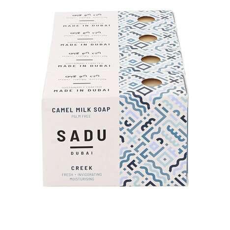 Award-Winning Camel Milk Soaps