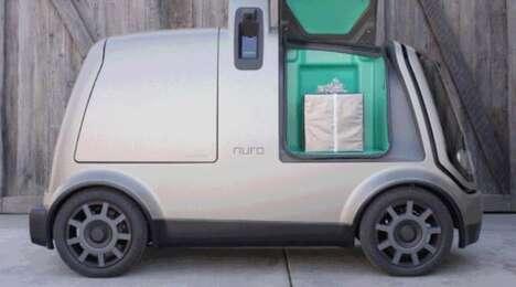Autonomous Trucking Company Acquisitions