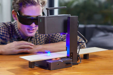 Speedy DIYer Laser Engravers