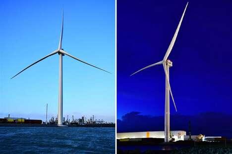 Monolithic Eco Energy Turbines