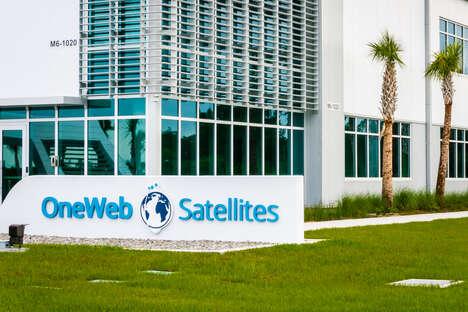 Broadband Satellite Launches
