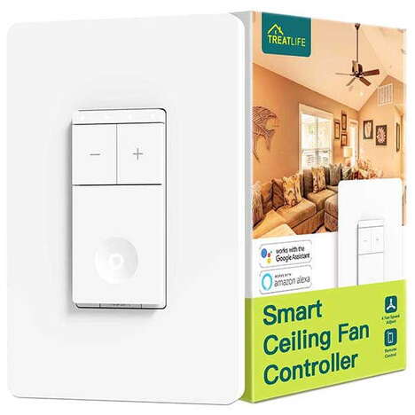 Connected Ceiling Fan Switches