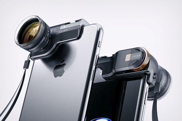 DSLR-Quality Smartphone Lenses