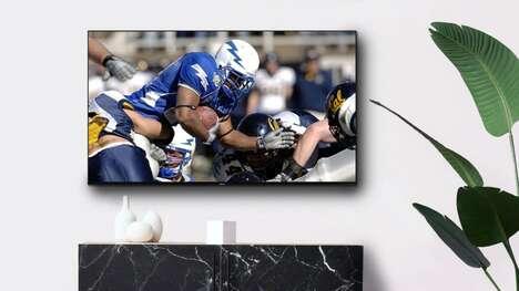 App-Focused 4K Smart TVs