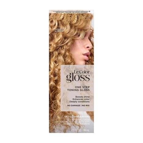 In-Shower Hair Glosses