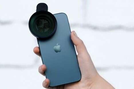 Professional Smartphone Camera Lenses