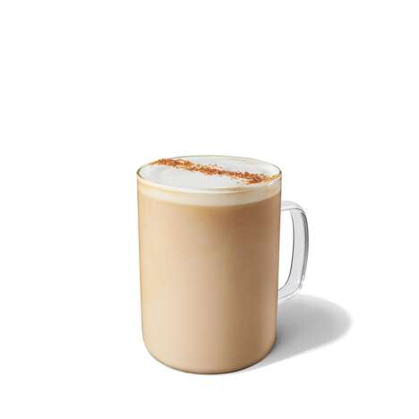 Nutty Non-Dairy Coffees