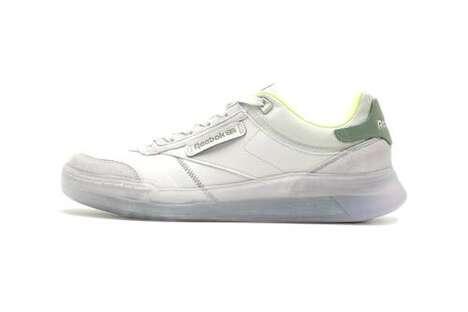 Simplistic Sporty Tennis Footwear