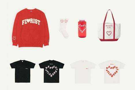Flower-Inspired Valentine's Collections