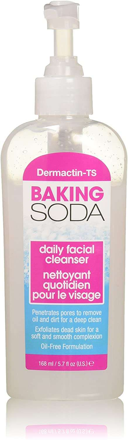Baking Soda Facial Cleansers