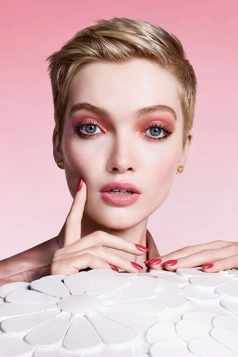 Spring-Ready Designer Makeup