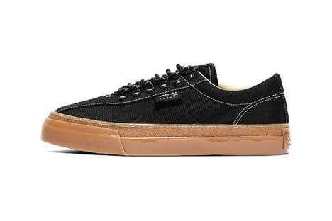 Cordura Low-Cut Sneakers