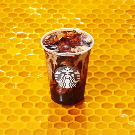 Sweet Plant-Based Cold Brew Beverages
