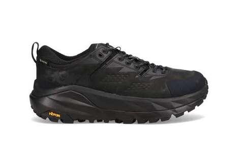 Winter-Ready Tonal Sneakers