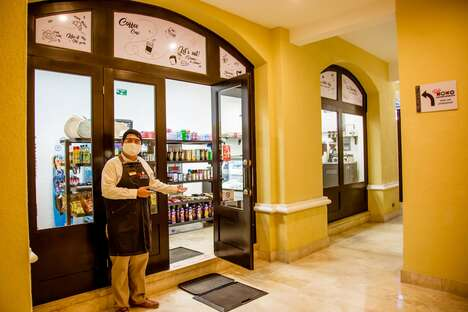 Resort-Created Convenience Stores