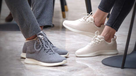 Ultra-Lightweight Wool Shoes