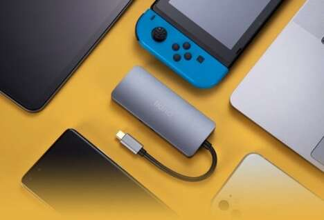Multifunctional Gaming Console Docks