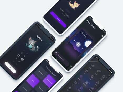 Calm-Inducing Audio Apps