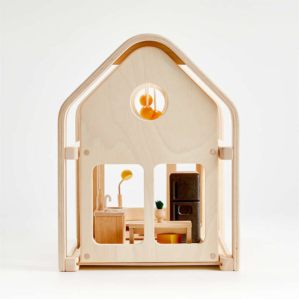 Customizable Contemporary Dollhouses