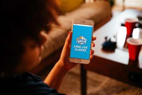 In-App Restaurant Loyalty Rewards