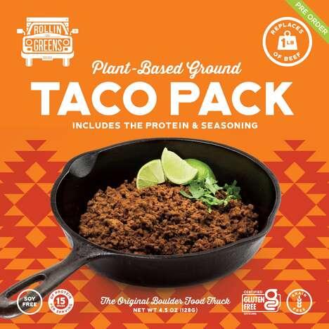 Plant-Based Taco Kits