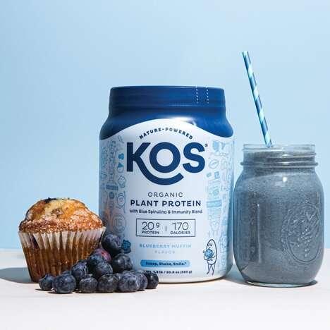 Immune-Boosting Protein Powders