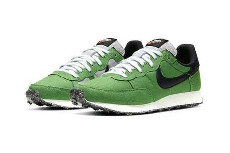 Eco-Friendly Recycled Sneakers