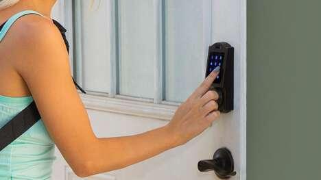 Biometric App-Free Smart Locks
