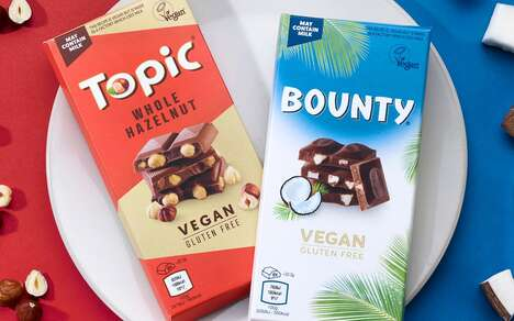 Vegan-Friendly Chocolate Bars