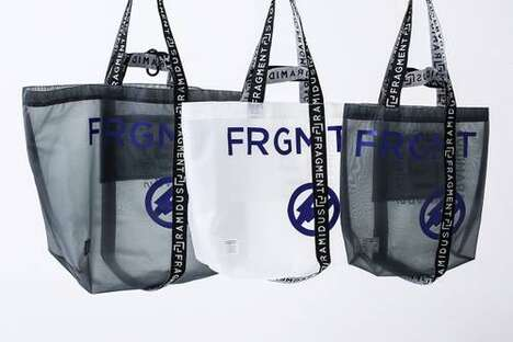 Lightweight Clear Tote Collections