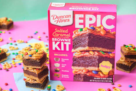 Over-the-Top Baking Kits
