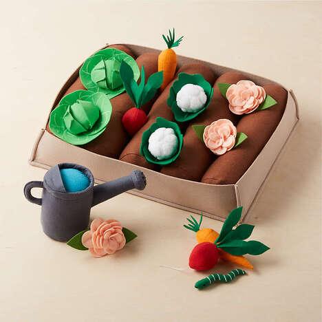 Pretend Play Garden Toys