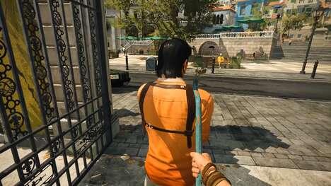 VR Hitman Games