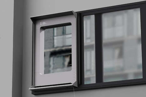 Window-Mounted Air Purifiers
