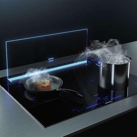 Transparent Range Exhaust Appliances